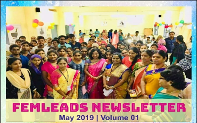 Newsletter -May 2019
